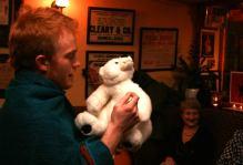 The big bad bear.